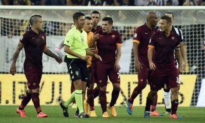 Veleni dopo Juventus-Roma