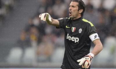 Gigi Buffon, capitano e leggenda della Juventus
