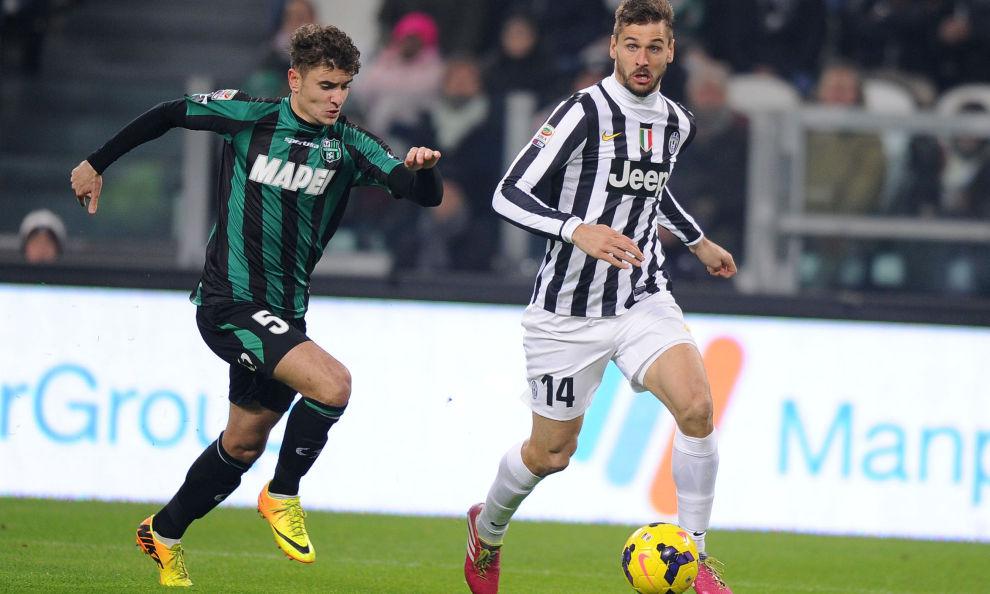 La Juventus scende in campo a Reggio Emilia contro il Sassuolo
