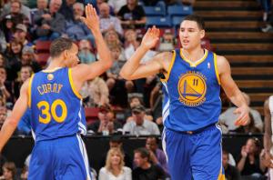 Curry&Thompson: la miglior ditta di Oakland