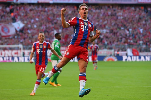 Bundesliga: Bayern esagerato, Immobile gol ma il Dortmund va ko