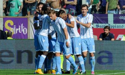 Lazio batte Fiorentina al Franchi per 2-0