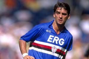 Roberto Mancini e Manolo Gabbadini: due campioni a confronto