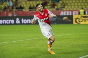 Successo del Monaco per 2-0 sull'Evian