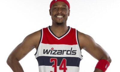 Paul Pierce, neo-acquisto degli Washington Wizards