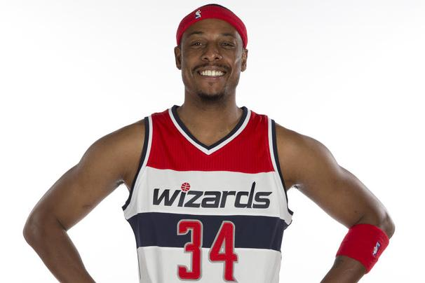 Paul Pierce, neo-acquisto degli Washington Wizards