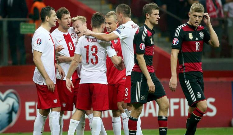 Polonia-Germania 2-0
