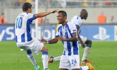 Shakhtar-Porto 2-2