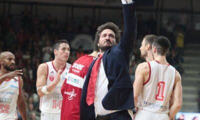 Successo al debutto da coach in Serie A BEKO per Pozzecco.