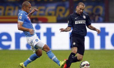 Inter-Napoli 2-2.