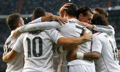 Real Madrid, vincitrice dell'ultima Champions League
