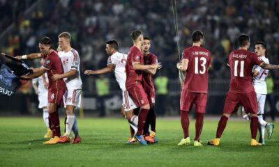 Lo scempio di Serbia-Albania