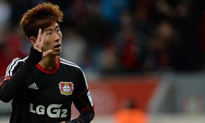 Son Heung-Min, attaccante del Bayer Leverkusen