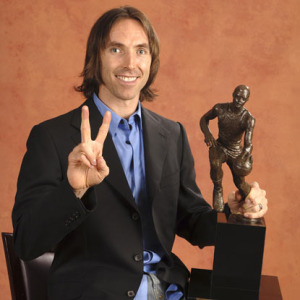 Steve Nash, due volte MVP dell'Nba