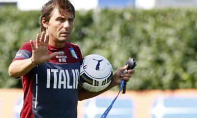 Antonio Conte, Ct della Nazionale e (forse) futuro allenatore del Milan