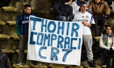 Inter Napoli Benitez
