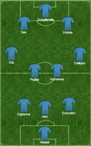 Serie A, la Top 11 della 7^ giornata