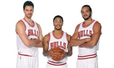 Gasol, Rose e Noah: i nuovi big three di Chicago