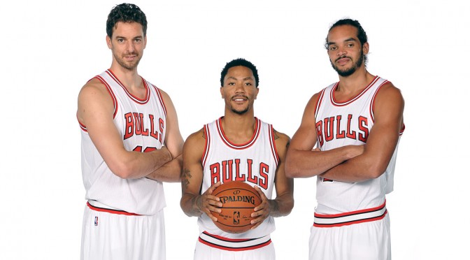 Gasol, Rose e Noah: i nuovi big three di Chicago