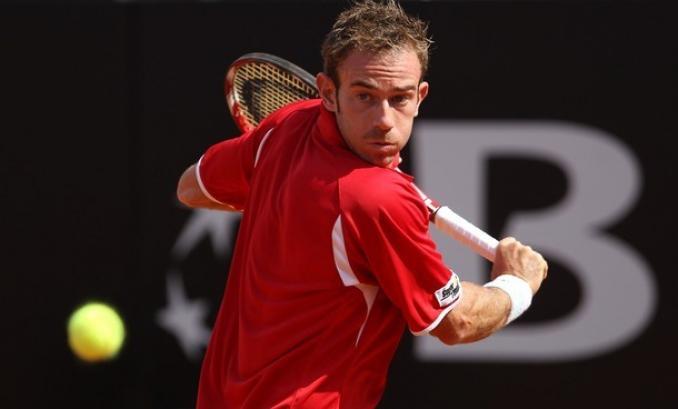 Filippo Volandri, indagato nel caso scommesse che sta colpendo i principali tennisti italiani