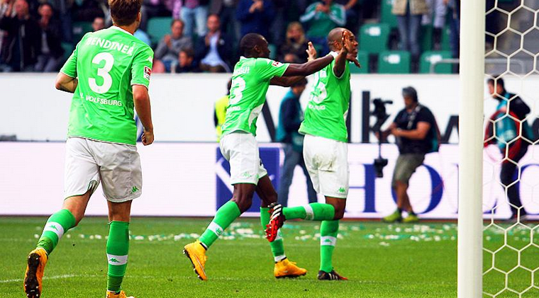 Wolfsburg-Augsburg 1-0, Naldo