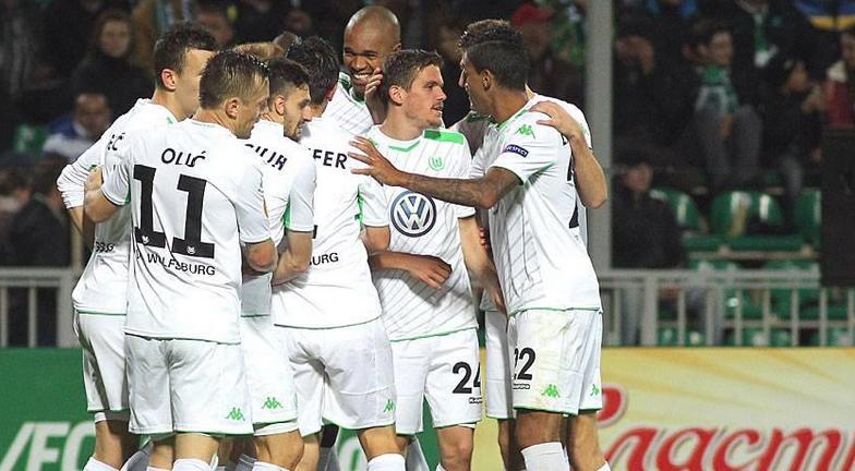 Krasnodar-Wolfsburg 2-4