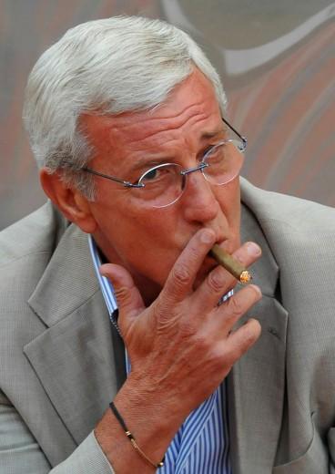 Prescrizione. Marcello Lippi, allenatore della Juventus ai tempi del processo per frode sportiva