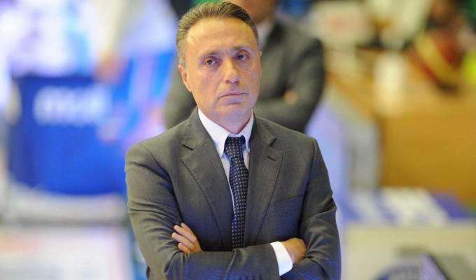 Piero Bucchi, coach dell'Enel Brindisi