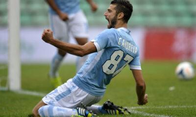 Antonio Candreva, simbolo della Lazio