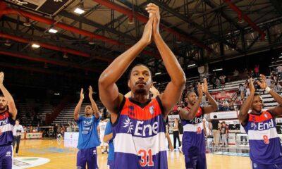 L'Enel Brindisi batte 82-74 Trento