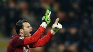 Handanovic ancora tra i migliori per l'Inter.