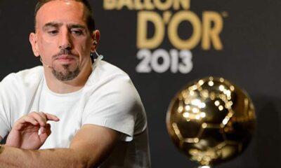 Secondo Frank Ribery il pallone d'oro è solamente un premio politico