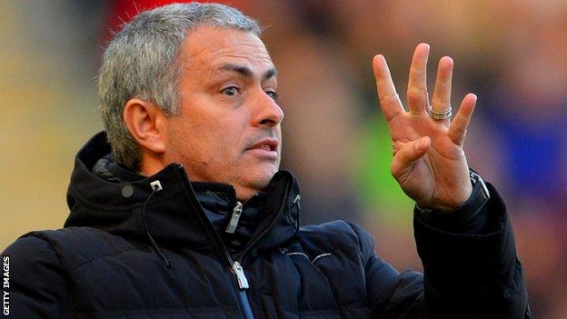 José Mourinho,il suo Chelsea è il simbolo della crisi del calcio in Inghilterra