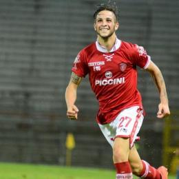 Vittorio Parigini, giovane attaccante del Perugia
