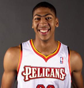 Anthony Davis, numero 23 dei New Orleans Pelicans