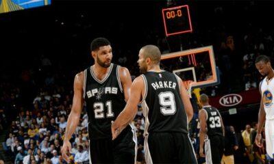Gli Spurs di Tony Parker vincono nella notte Nba.