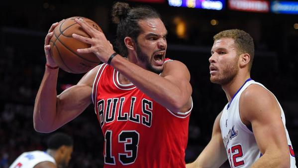 La grinta di Noah porta un'altra vittoria ai Bulls nella notte Nba.