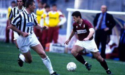 Rizzitelli in Juve-Torino 1-2