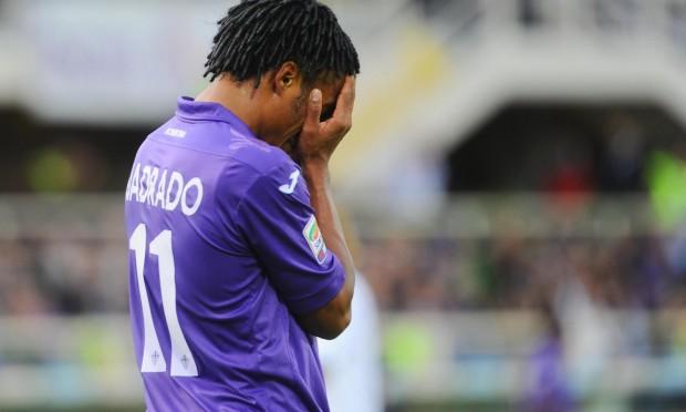 Juan Cuadrado, Juventus il suo inizio di stagione con la Fiorentina non convince