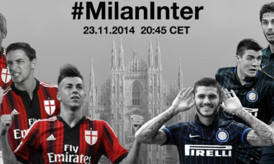 Milan-Inter, le ultimissime