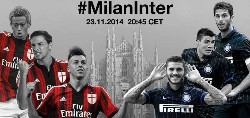 Milan-Inter, le ultimissime