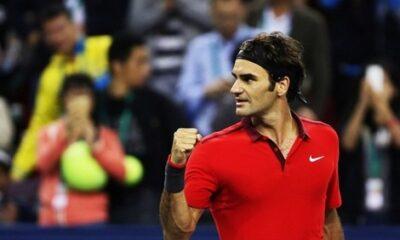 Roger Federer, 33 anni