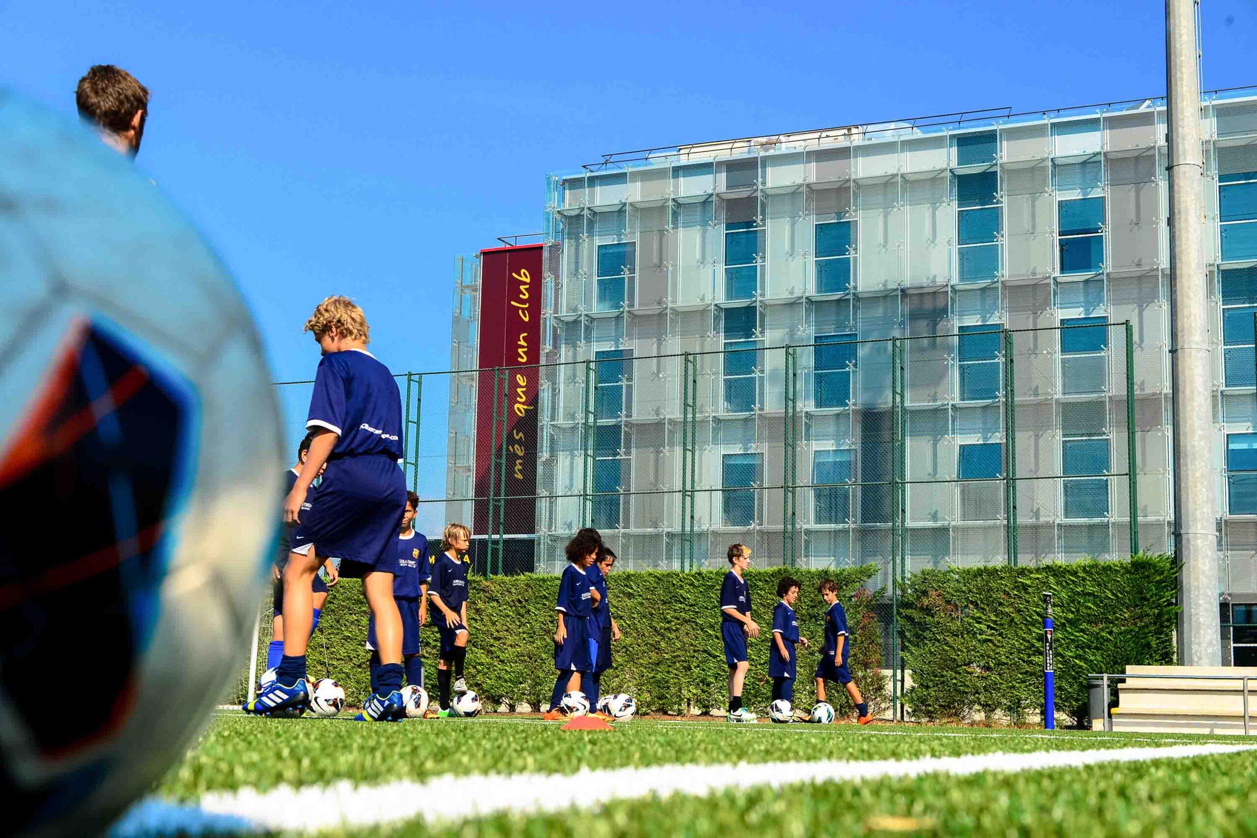 La Masia del Barcellona, dove vengono creati i nuovi Leo Messi