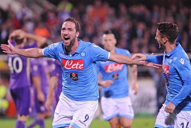 Al Napoli servirà il miglior Higuain per battere la Juventus