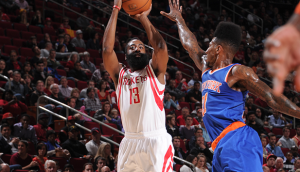 James Harden, Houston Rockets