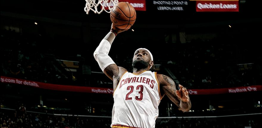 LeBron James, Cleveland Cavaliers, All Star Game.