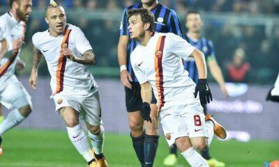 Pagelle Atalanta-Roma 1-2: Adem Ljajic il migliore in campo