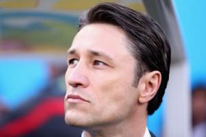Niko Kovac, tecnico della Croazia