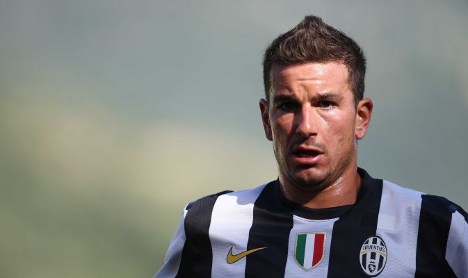 Simone Padoin Juventus
