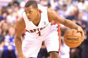 Kyle Lowry, leader dei Toronto Raptors